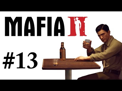 Mafia 2 - Odejít od draka   CZ Letsplay   Part 13   Mafiapau
