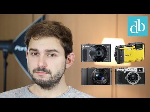 Miglior fotocamera compatta: la selezione • Giugno 2017 • Ridble