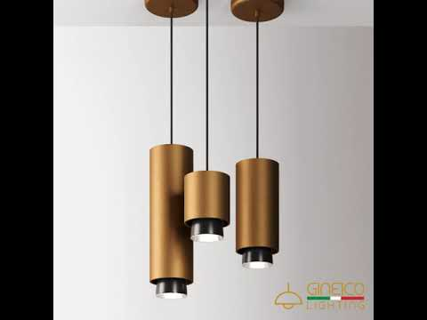 Gineico Lighting - Claque by Fabbian