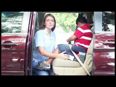 Child Passenger Safety Tips For Parents - YouTube