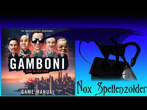 Explanation & review by Nox' Spellenzolder.