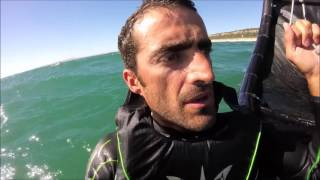 Videos tutoriais da Kitesurfway.