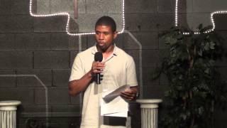 BJ Butler @ Christ Chosen Church