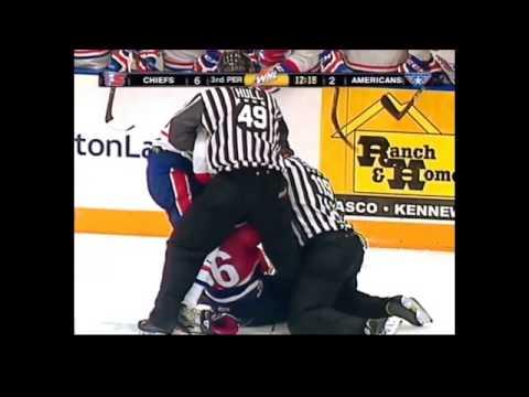 Riley Whittingham vs Brandon Carlo