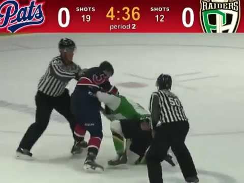James Hilsendager vs. Luke Coleman