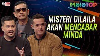Filem Misteri Dilaila mencabar minda yang menonton   Datuk Rosyam Nor, Zul Ariffin, Syafiq Yusof