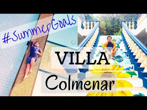 Summer Goal sa Villa Colmenar Natural Spring Resort - (Super Honest Review)