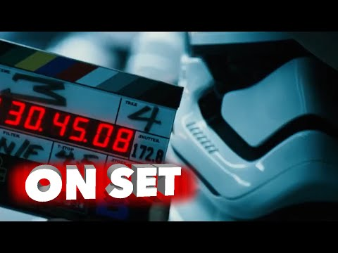 Exclusive Behind the Scenes Look – Star Wars: The Force Awakens
