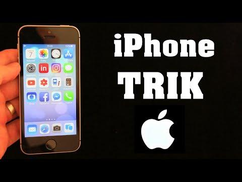 Super trik pro každý iPhone!