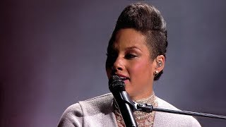 Alicia Keys - We Are Here  - Live Glasgow 2014 pro-shot