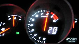 Mazda RX8 Stock Top Speed