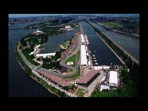 Los 10 mejores circuitos de F1