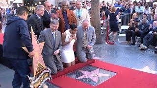 Jennifer Hudson Hollywood Walk Of Fame Ceremony