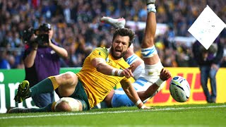 Ashley-Cooper  Try From Cracking Foley Long Pass