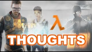 Half Life 20 Years Later - Some Thoughts
