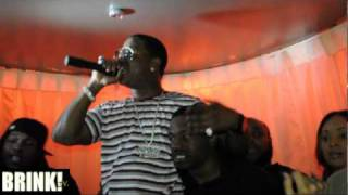 Yung Joc Ft. Yo Gotti I Know What She Like LIVE *BRINK! TV Exclusive*