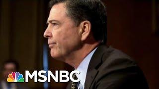 NYT: FBI Worried Donald Trump Was In Russian Employ After James Comey Firing | Rachel Maddow | MSNBC
