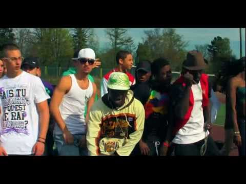 B-SMOKE. MA HOOD KILL YOURS. ROY TRINITY,BLACK JESUS,FAUSTINO (Clip Officiel HD) 2011
