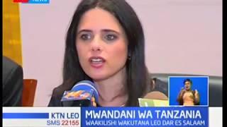 Tanzania na Israel zajadili uwezekano wa ushirikiano katika miradi ya maendeleo