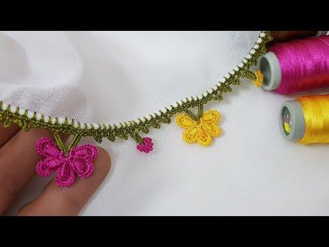 Tazecik Modelimiz Fıstıklı Kelebek Oyası Yapımı mp3 yukle - mp3.DINAMIK.az