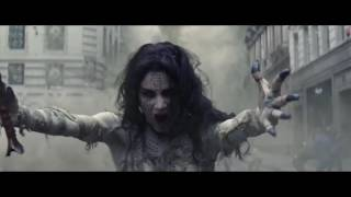 Мумия, Тизер Трейлер. The Mummy, Trailer Teaser