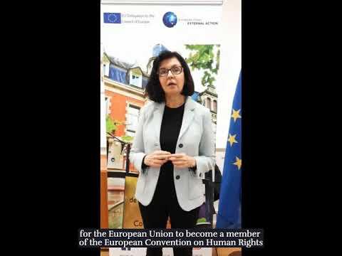 New year 2021 message from Meglena Kuneva - EU Ambassador to the Council of Europe
