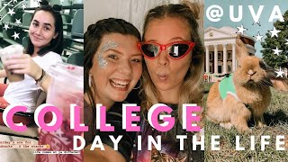 COLLEGE DAY IN THE LIFE | university of virginia