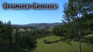 Optimized Graphics Kingdom Come