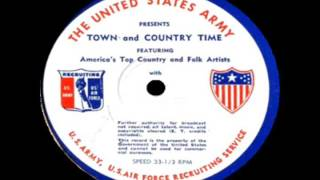 Jimmy Dean ~ Town & Country Time #78 (1954) [Mono]