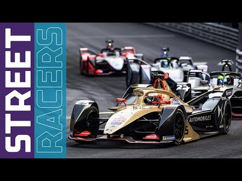 Street Racers Episode 13: Monaco, Mitch Evans and Electric Boats!