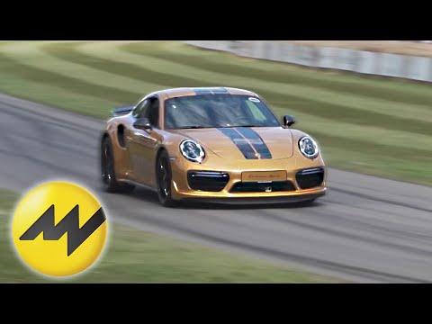 1 of 500: Der Porsche 911 Turbo S Exclusive Series- Der exklusivste Elfer der Neuzeit | Motorvision