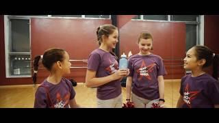 Танцы для детей от 3 лет: новый проект Чемпионики!