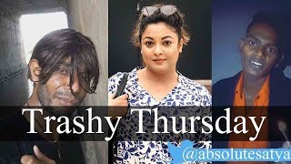 Trashy Superstars | Trashy Thursday