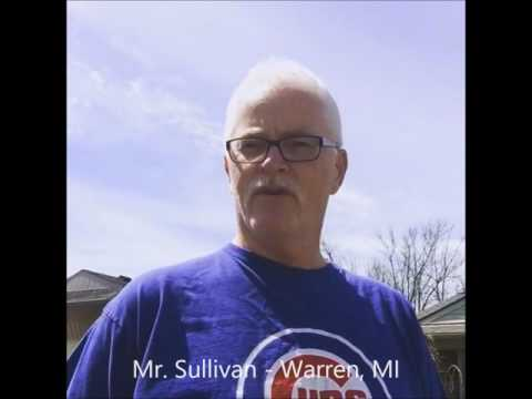 Coverall Construction Roofing testimonial from a homeowner in Warren, Michigan.