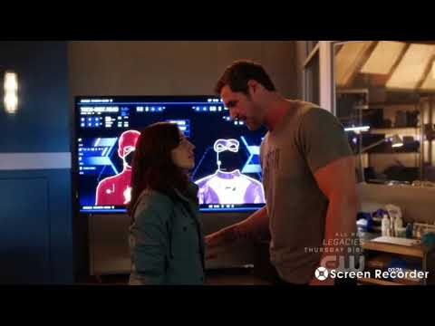 The Flash season 5 episode 15 Epic fight between Grood and King Shark