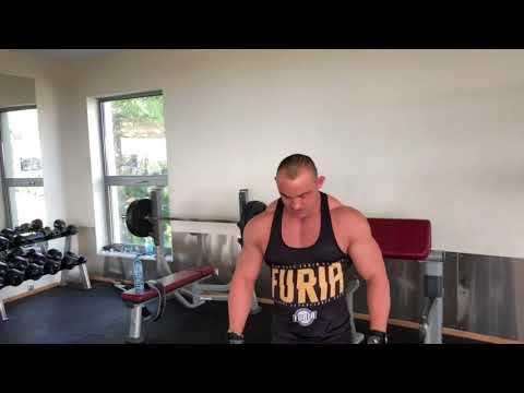 Shin skurcz mięśni