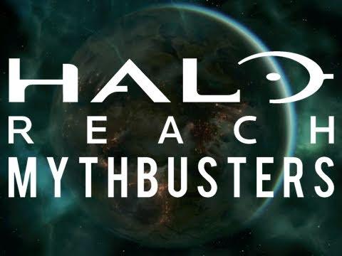 Halo Reach Myths Busted
