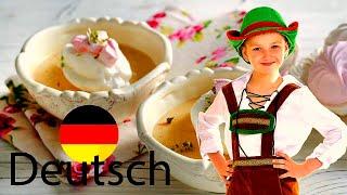 Снежки ( Schneeflocken sheypale), старинный немецкий десерт.  Вкусные рецепты из доступных продуктов