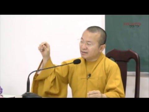 Kinh Trường Bộ 09 – Kinh Potthapada – Tưởng, Trí tuệ và Cực lạc (06/06/2014) - Thích Nhật Từ