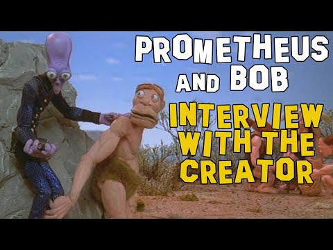 Interview with the Creator of PROMETHEUS AND BOB: Nickelodeon's Forgotten Masterpiece | Cult Popture