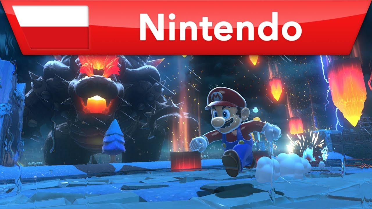 Super Mario 3D World + Bowser's Fury - Poczuj potęgę gniewu Bowsera! | Nintendo Switch