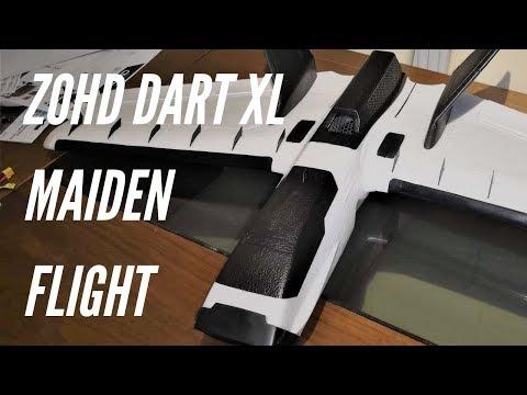 zohd-dart-xl--the-maiden-flight