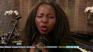 "Winnie Khumalo performs ""Lazaru"" LIVE!"