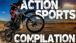 ACTION SPORTS + FPV DRONES + GoPro Hero 8 Black