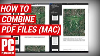 How to Combine PDF Files On A Mac (MacOS Catalina)