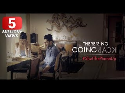 There's No Going Back | #ShutThePhoneUp