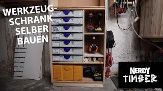 Werkzeugschrank selber bauen - Systainer organisieren - Ich brauche deine Hilfe - Teil 1