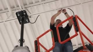 Hunter Industrial Titan Ceiling Fan Installation Video Hunte