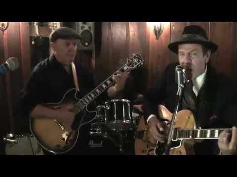 Mike Wilhelm & Hired Guns - Louie Louie live at the Wing