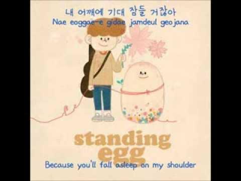 Standing Egg- Confession (고백) lyrics [English Sub + Hangul + Romanization]
